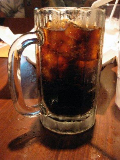 Diet Pepsi :)
