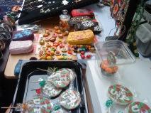 Part of the bazaar!