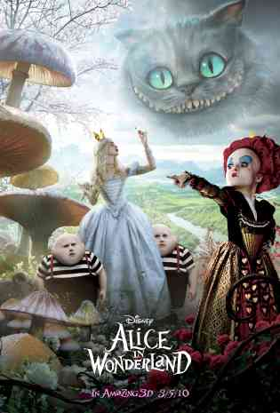 Alice in Wonderland -- March 8