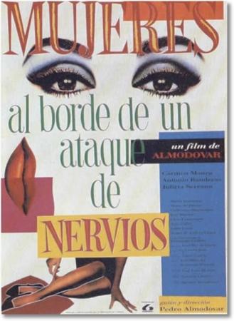 Mujeres al borde de un ataque de nervios -- July 17