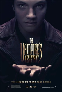 The Vampire's Assistant -- August 2