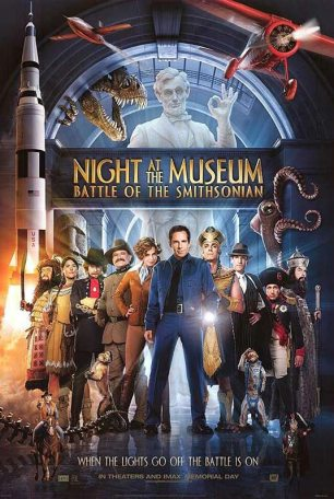 Night at the Museum 2 -- August 22