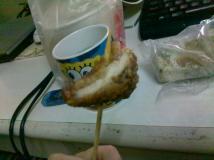 Midnight snack!