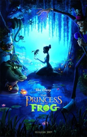 The Princess and the Frog -- February 6