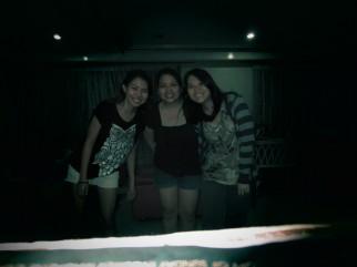 Patty, Codi, Thea
