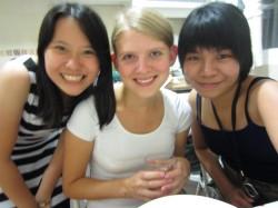 Thea, Steffi, Nicole