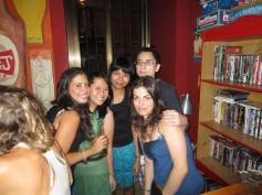 Madrilenians -- Mar, Almudena, Rafa
