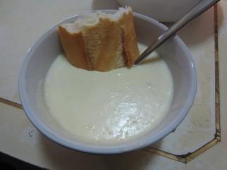 Cream of zucchini