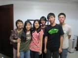 Hello and goodbye, my cousins from China! xD