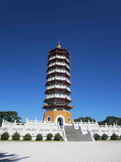 Ci-en Pagoda 慈恩塔