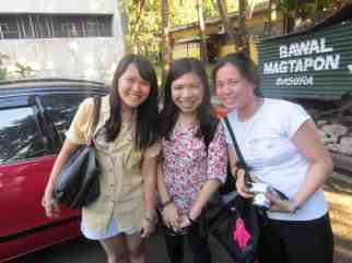 with Dar and Kimbies