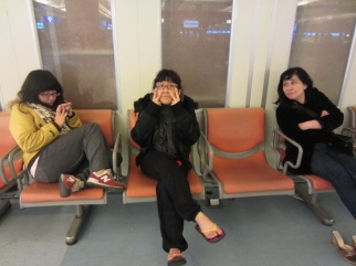 Richelle, Roxane, and Gokim