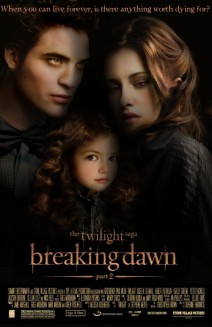 Breaking Dawn part 2 - November 20